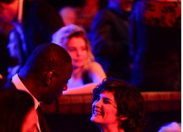 Audrey Tautou & Omar Sy © Sipa