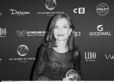 Isabelle Huppert © Sipa
