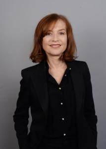 Présidente d'honneur globes de cristal 2017